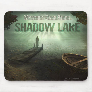 Ficheros del caso del misterio: Fantasma del lago  Alfombrillas De Ratones