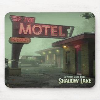 Ficheros del caso del misterio: Motel del lago sha Tapetes De Raton