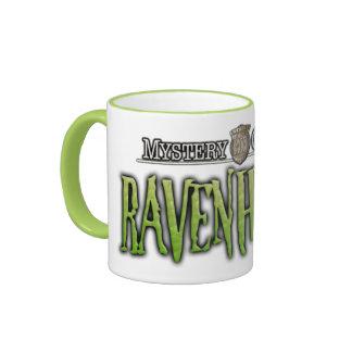 Ficheros del caso del misterio: Ravenhearst Taza A Dos Colores