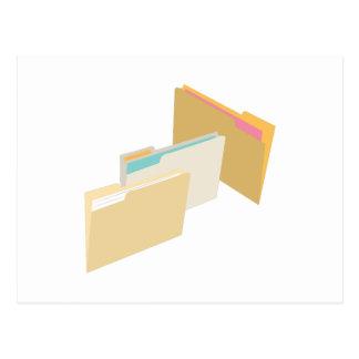 Ficheros Postal