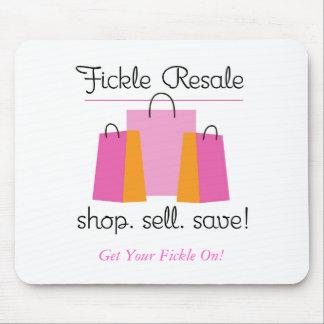 Fickle Resale Mousepad