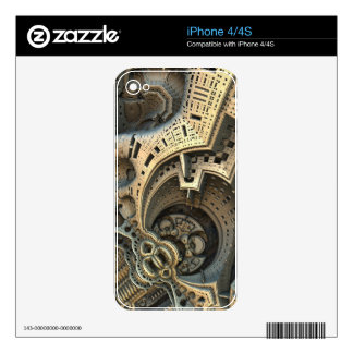 fiction decals for the iPhone 4S