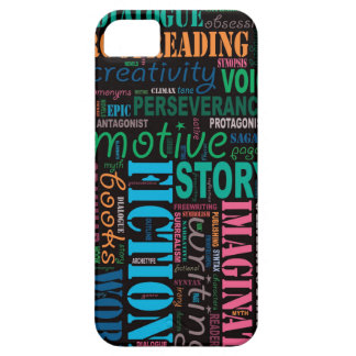 Fiction Writer's iPhone 5 Case