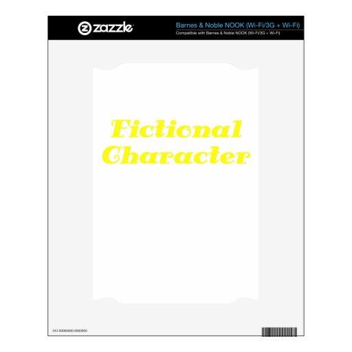 Fictional Character NOOK Decals
