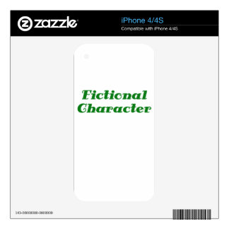 Fictional Character Skins For iPhone 4S