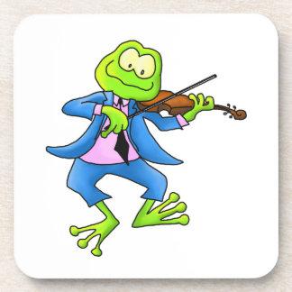 Fiddle Frog Coaster