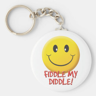 Fiddle Keychains