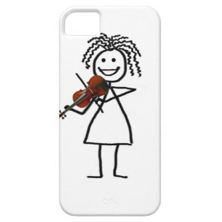 Fiddle Kid Cell Phone Case iPhone 5 Case