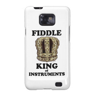 Fiddle King of Instruments Samsung Galaxy S2 Cases
