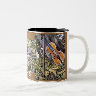 Fiddle Mug