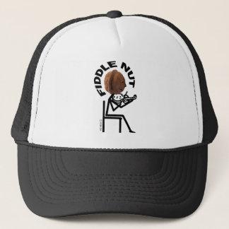 Fiddle Nut Trucker Hat