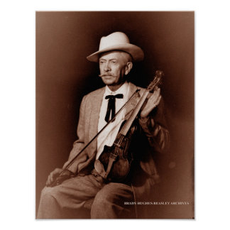 Fiddle Player Print