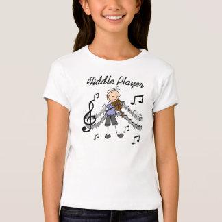 Fiddle Player Shirt