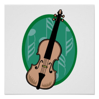 Fiddle Poster