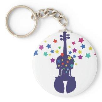 violinstarkeychain