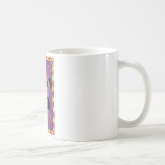 Fiddle with a Border Coffee Mug
