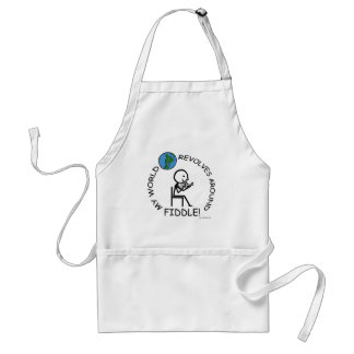 Fiddle - World Revolves Around Aprons