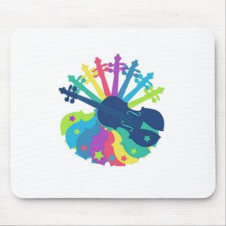 fiddlefun mouse pad