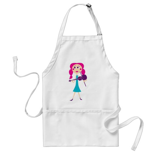 fiddlegal adult apron
