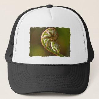 Fiddlehead Fern Trucker Hat