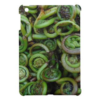 Fiddlehead Ferns iPad Mini Case