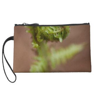 Fiddlehead Macro Wristlet Wallet