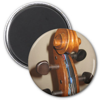 Fiddlehead magnet