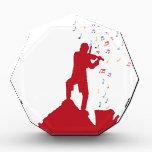 "Fiddler  acrylic award<br><div class=""desc"">Fiddler</div>"