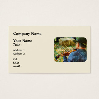 Fiddler Business Card