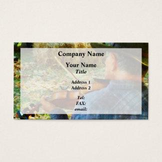 Fiddler Business Card