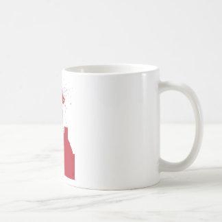Fiddler  classic white coffee mug