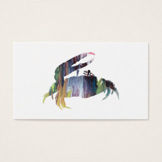 Fiddler Crab Business Card