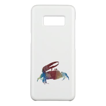 Beach Themed Fiddler Crab Case-Mate Samsung Galaxy S8 Case