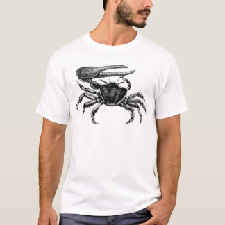 Fiddler Crab Drawing T-Shirt