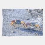 Fiddler Crab Towels