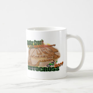 Fiddler Creek Track Design Coffee Mug