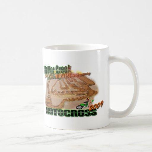 Fiddler Creek Track Design Classic White Coffee Mug