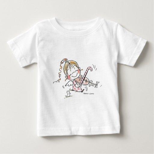 Fiddler del navidad CH-008 T-shirt