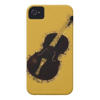 Fiddler del violinista del instrumento musical del Case-Mate iPhone 4 carcasas