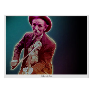 Fiddler in the Dark Poster