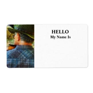 Fiddler Shipping Label