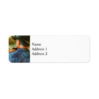 Fiddler Return Address Label