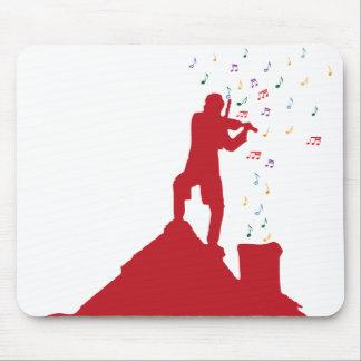 Fiddler  mouse pad