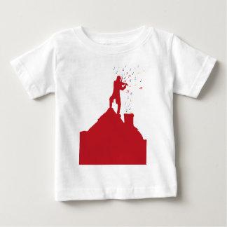 Fiddler  infant t-shirt