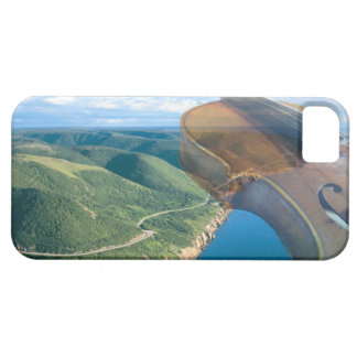 Fiddling on the Cabot Trail iPhone 5 Covers