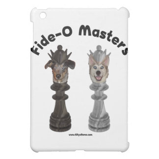 Fide-O Masters Chess Dogs Cover For The iPad Mini