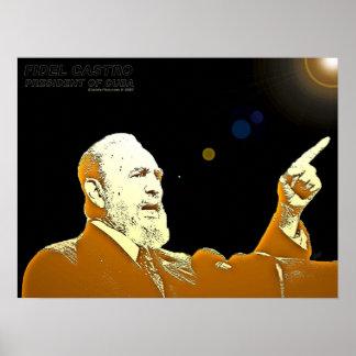 Fidel Castro-24x18-PRINT Impresiones