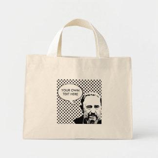 Fidel Castro Bolsa Tela Pequeña