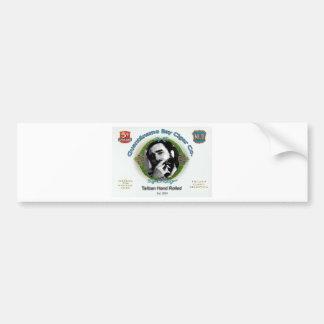 Fidel Castro Guantanamo Bay Cuba Cigar Company Bumper Sticker