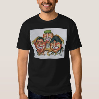 fidel castro,hugo chavez, evo morales T-Shirt